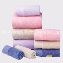 Antibacterial Ultra Soft Cheap Customized Bath Terry Bathroom Towel