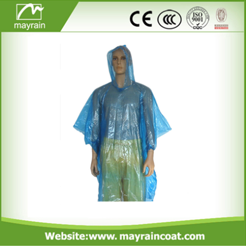 Disposable Rain Poncho (6)