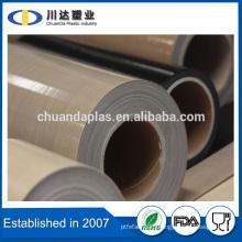 2016 new develop wholesale heat resistant PTFE fabric ptfe teflon coated fiberglass fabric                                                                         Quality Choice