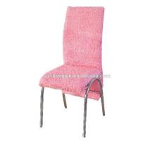 Chaise moderne en métal, chaise de restaurant à dossier à vendre