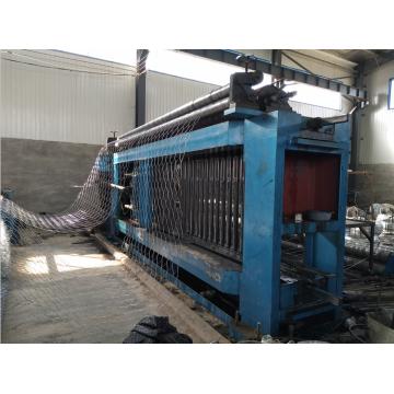 Maille de gabion faisant la machine