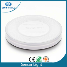 Auto dimming day night light sensor