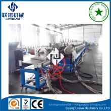 Machine en forme de rouleau à froid en acier à structure fine en acier purlin z