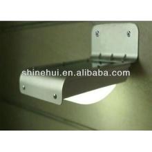 Luces solares impermeables respetuosas del medio ambiente del faro de la puerta de la alta calidad del CE ROHS IP65