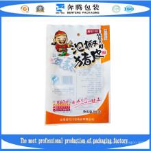 Высокотемпературные пакеты для упаковки пищевых продуктов