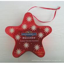 Star Tin Box für Weihnachten (jjj081102)