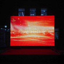 Display LED a colori da esterno P3 con pressofusione