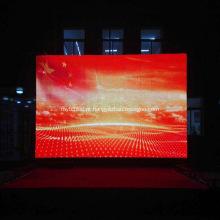 Telão LED de cor completo para exterior P3 com fundição