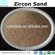 El mejor proveedor de Zircon Sand con precio competitivo