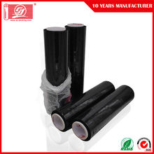 Black+Cast+LLDPE+Stretch+Film+For+Pallet+Wrap