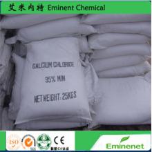Flocons, poudre et chlorure de calcium granulaire, 74% et 77%