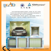 Traction Car Elevator with Single Opening