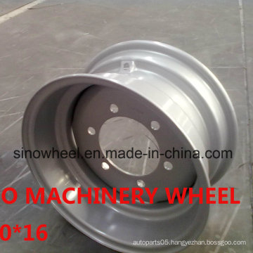 W10X16 Hot Sale Agriculture Steel Wheel