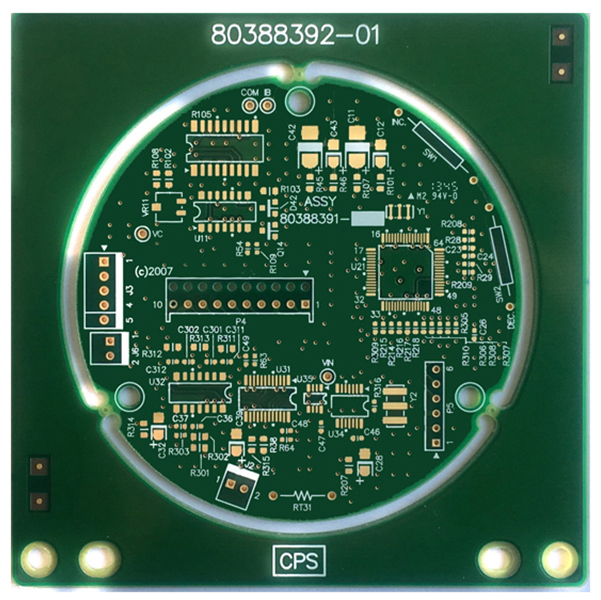 High Frequency Electronic RF PCB