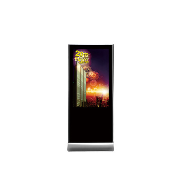 Advertentie LCD-scherm Digital Signage Ads Player