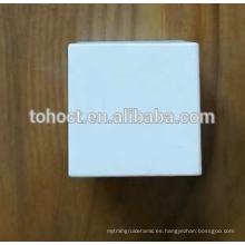 92% baldosa cerámica de alúmina alta con el enchufe y el disco