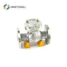 JKTLPC090 loaded lift carbon steel non return 6 inch check valve