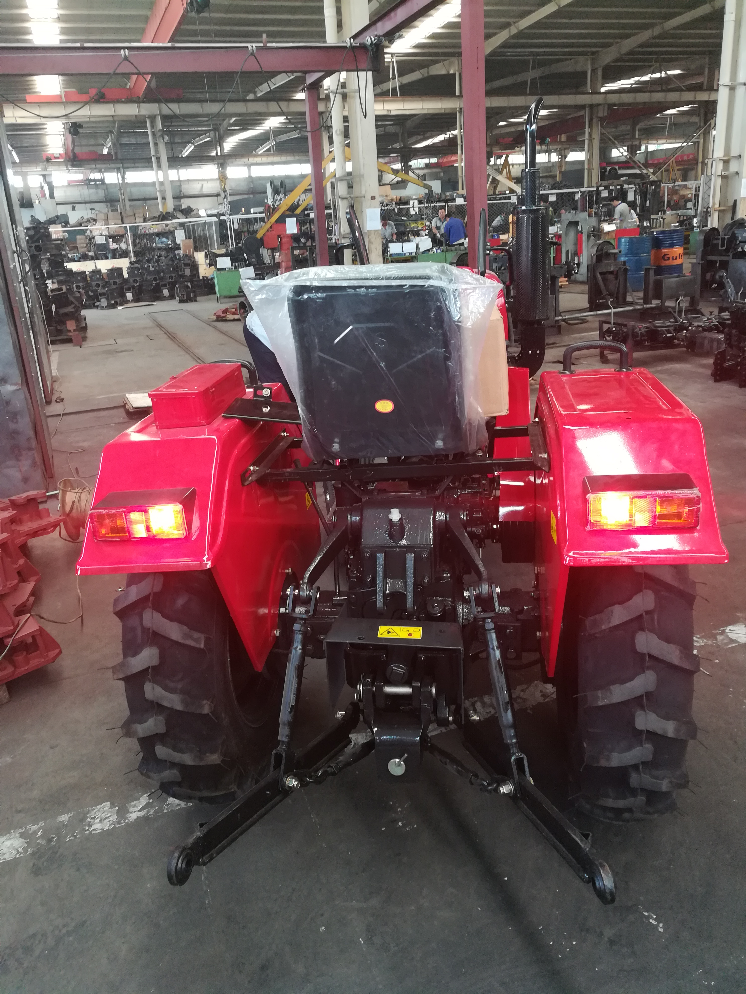 28HP Two Wheel Farm Tractor
