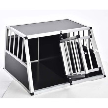 Heavy Duty Aluminum High Quality Metal Pet Dog Cage For Sale
