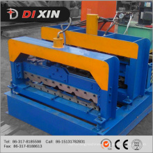 Dx Good Price Glazed Tile Sheet Rolling Forming Machine