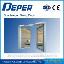Deper automatic swing door operators (double open)