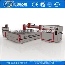CE certificate HD 2030BA-380 high pressure water jet laminated glass cutting machine