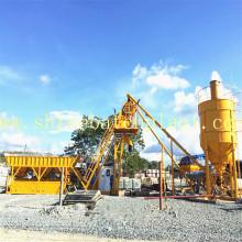 25 Nenhuma planta de betoneira de fundação