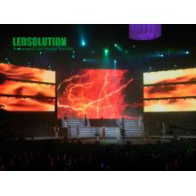 LED-Vorhang-Anzeige im Freien P16