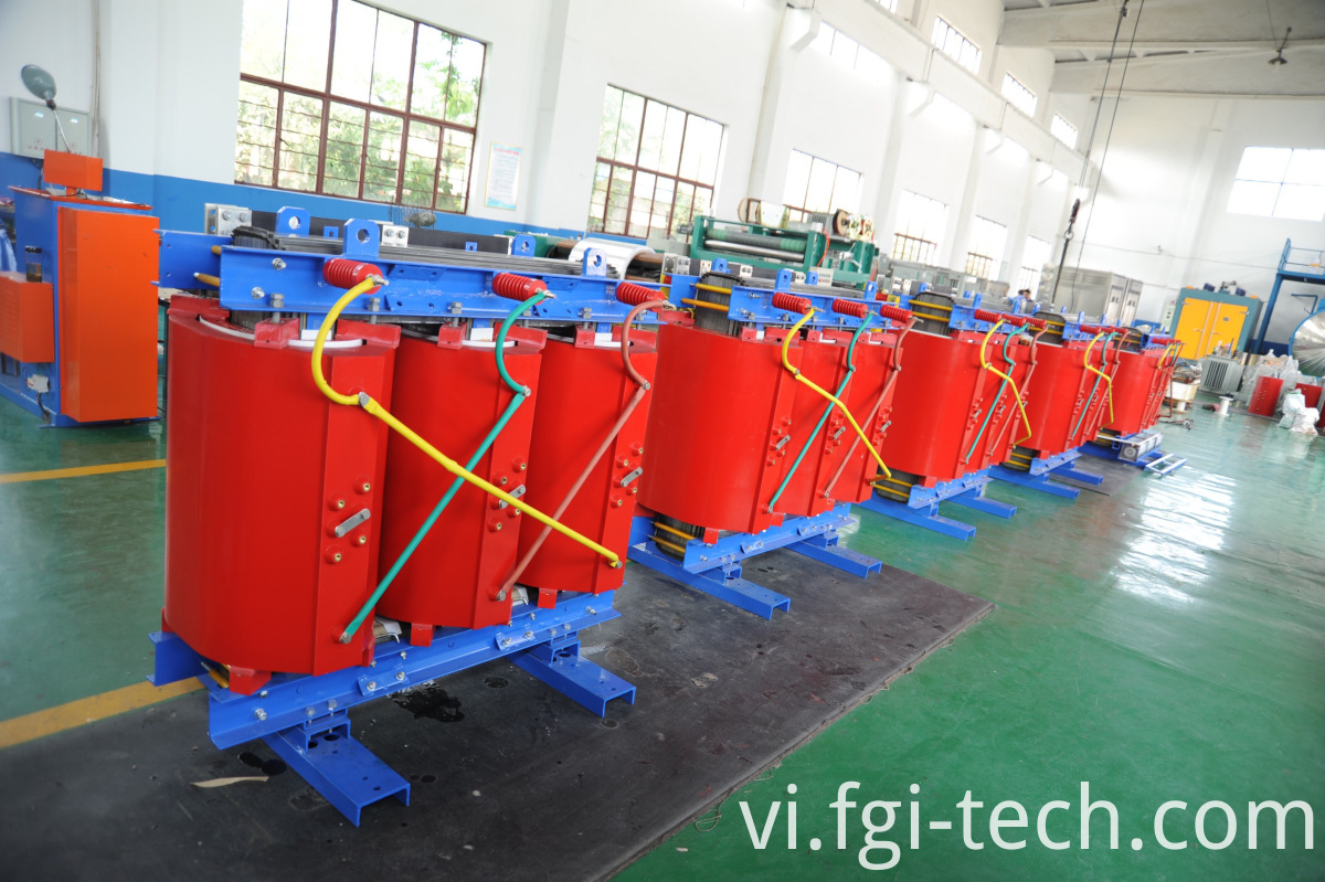 dry type transformer supplier