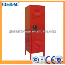 Shool locker for students in various colors