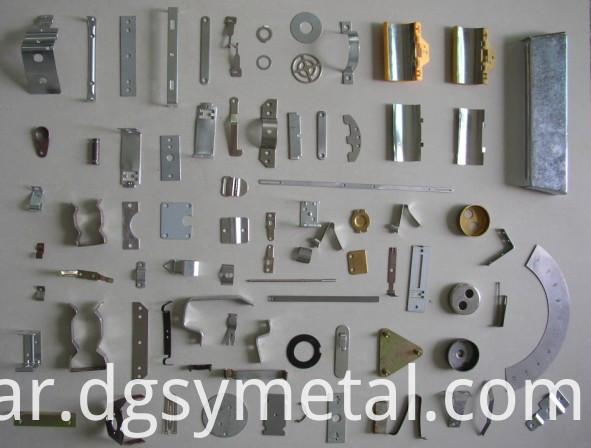 Precision stamping parts
