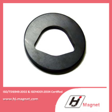 Strong personalizadas imã de anel de Ferrite para 2017 uso do cliente no Motor