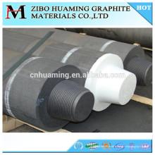 Shandong usine directe d'alimentation HP RP UHP électrode de graphite