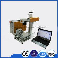 Machine de gravure au laser argent et or / Machine à découper au laser à l'or et à l'argent