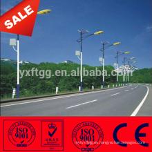 11M Lámpara solar LED Energía eléctrica Pólo de acero
