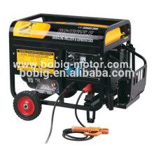 Generador caliente de la soldadura de la gasolina de la venta fijado BG180LW / BG180LWE