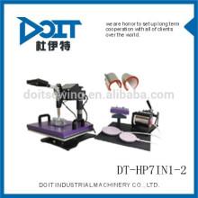 7 em 1-2 Sublimação Pressione DT-HP7IN1-2