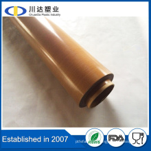CD033 HIGH-QUALITY TEFLON HIGH TEMPERATURE RESISTANCE COATED FABRIC WITH PAPER TUBE