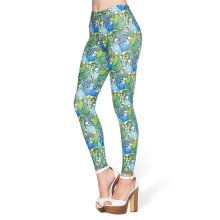 New Design Printed Leggings Workout Tights Woman