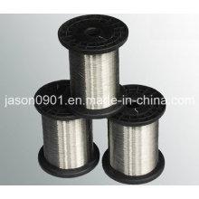 Fio de aço inoxidável, fio de aço, fio da têmpera do óleo Fabricante
