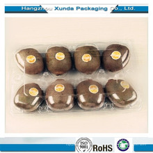 Pet Plastic Fruit Packaging for Kiwi