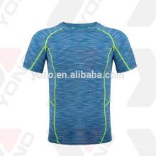 Nouvelles chemises de compression de chemises de polo de conception avec de haute qualité