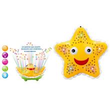 Estrella electrónica universal con luz y música (10219314)
