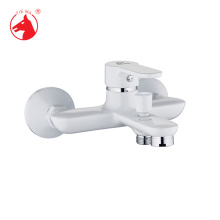 White Color bath shower mixer tap on sell