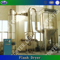 Spin Flash dryer for wet wine waste