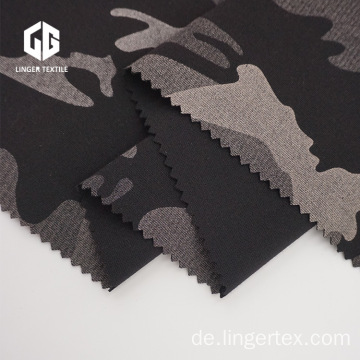 Transferdruck TC Camouflage Printed Fabric