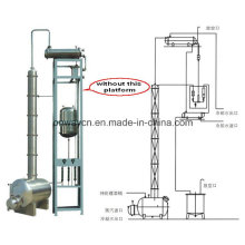 Jh Hihg Efficient Factory Price Stainless Steel Solvent Acetonitrile Ethanol Alcohol Distillery Equipments Ethanol Machinery