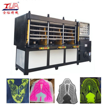 2017 KPU Shoes Making Molding Equipment