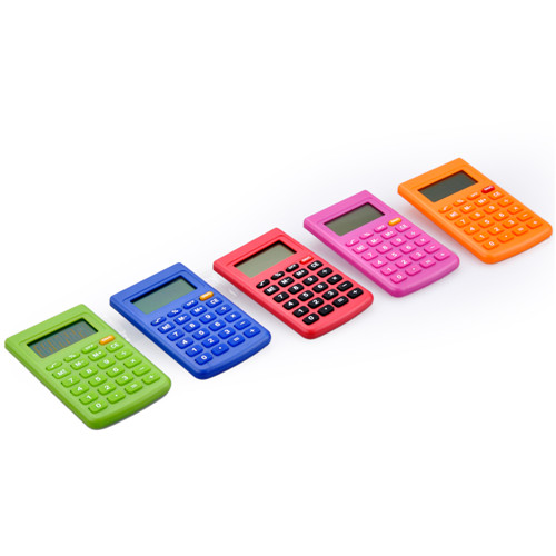 8 Digital Pocket Calculator