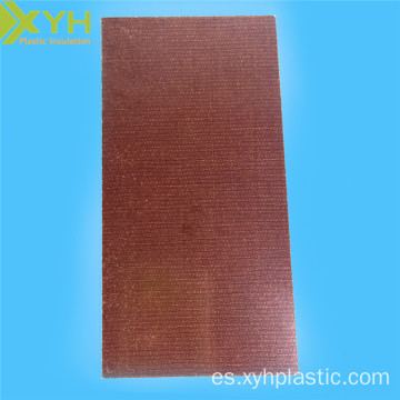 Marrón 3025 Phenolic Cotton Cloth Board